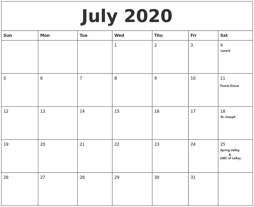 Calendar Dates For 2022