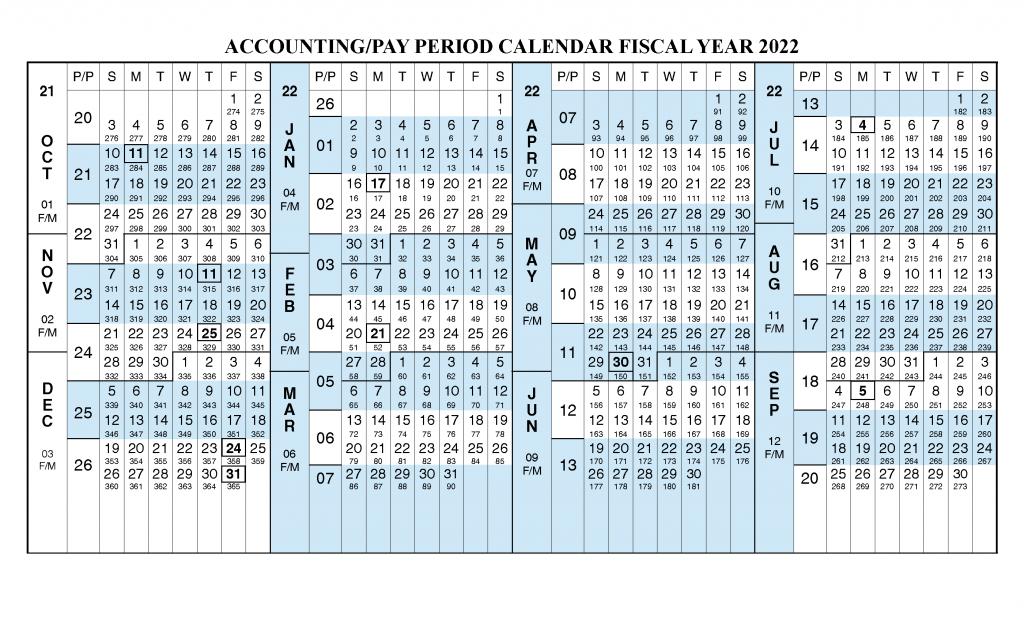 Federal Pay Calendar 2020 - Calendar Online 2019