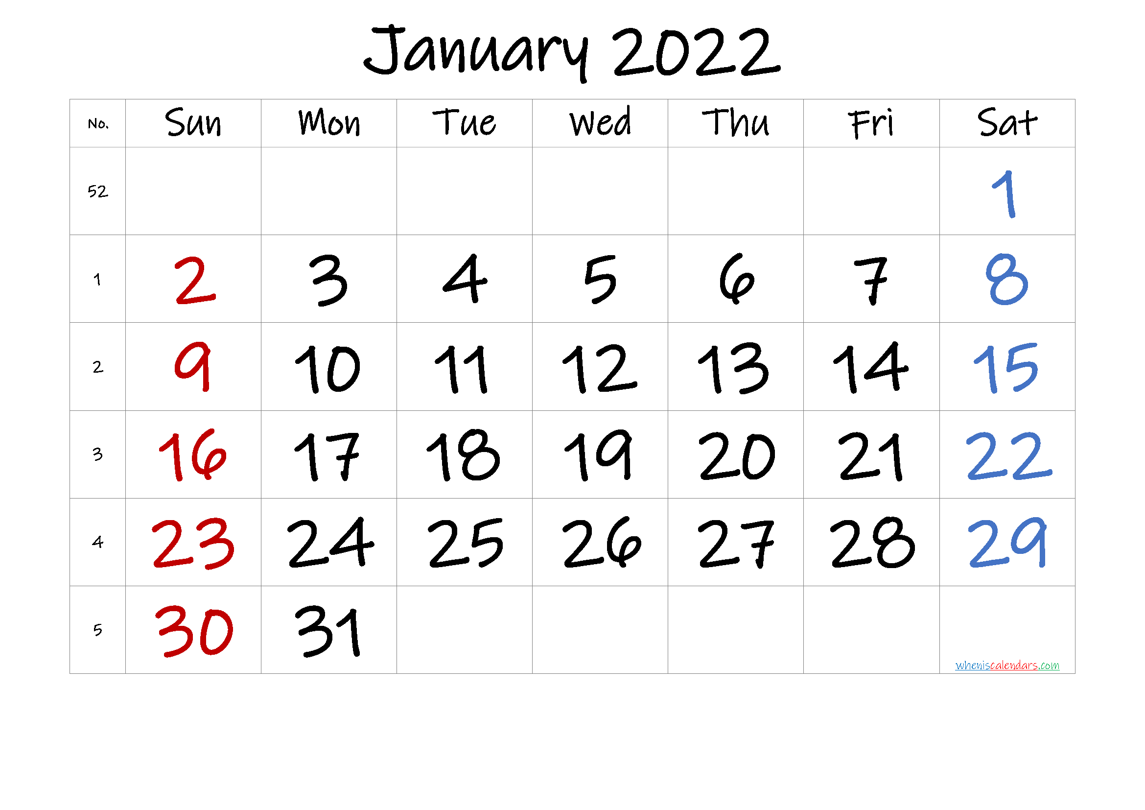 [%Free January 2022 Calendar [Free Premium] 2022 Calendar January Month 2022 Calendar January Month%]