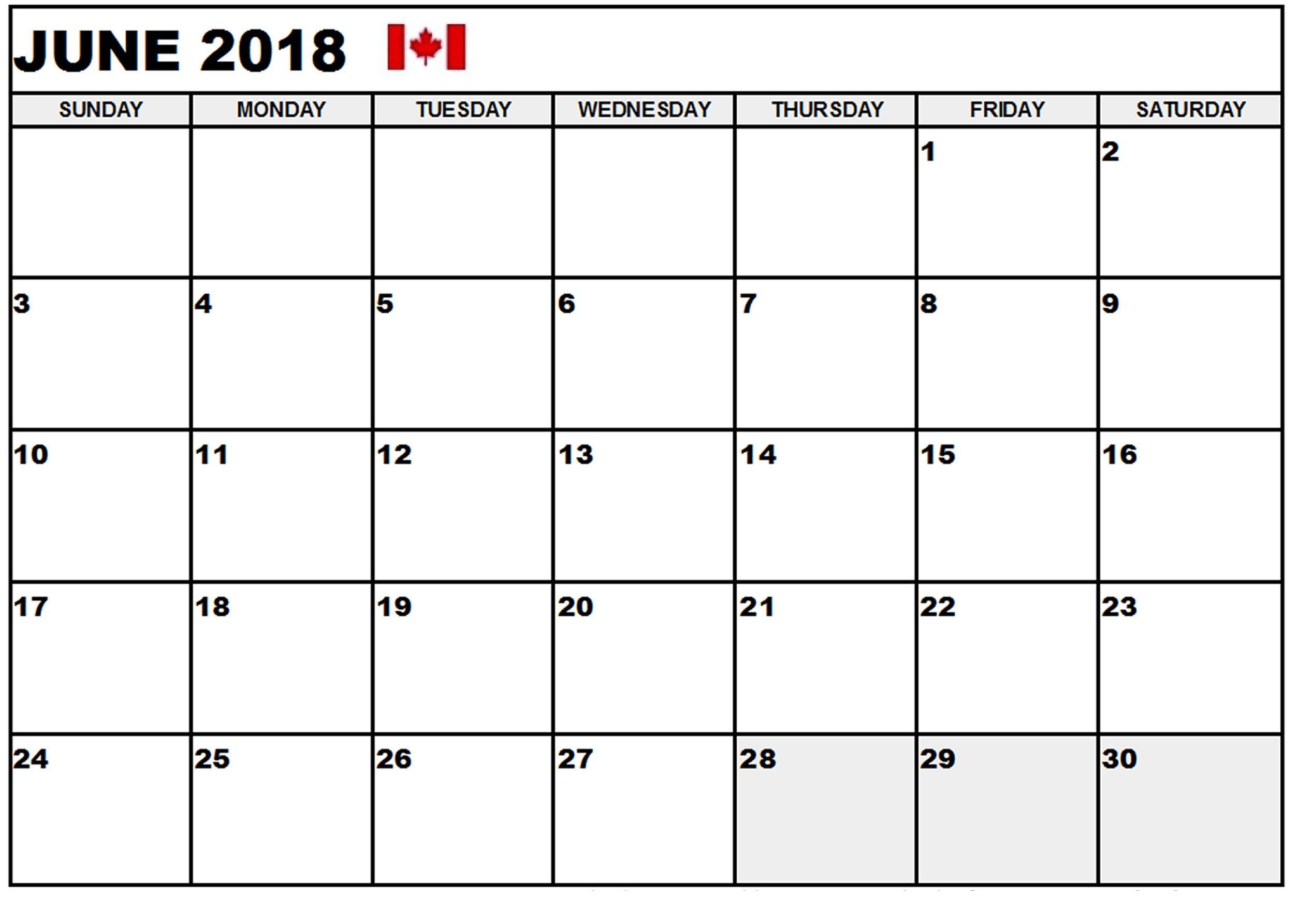 July 2021 Calendar Canada - Calendrier