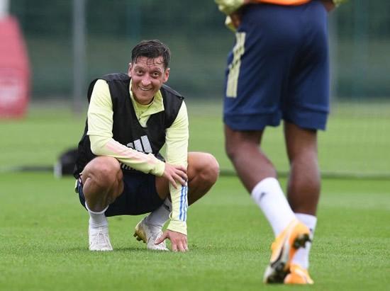 Loaded Gun Mesut Ozil Happy To Leave Arsenal This Transfer