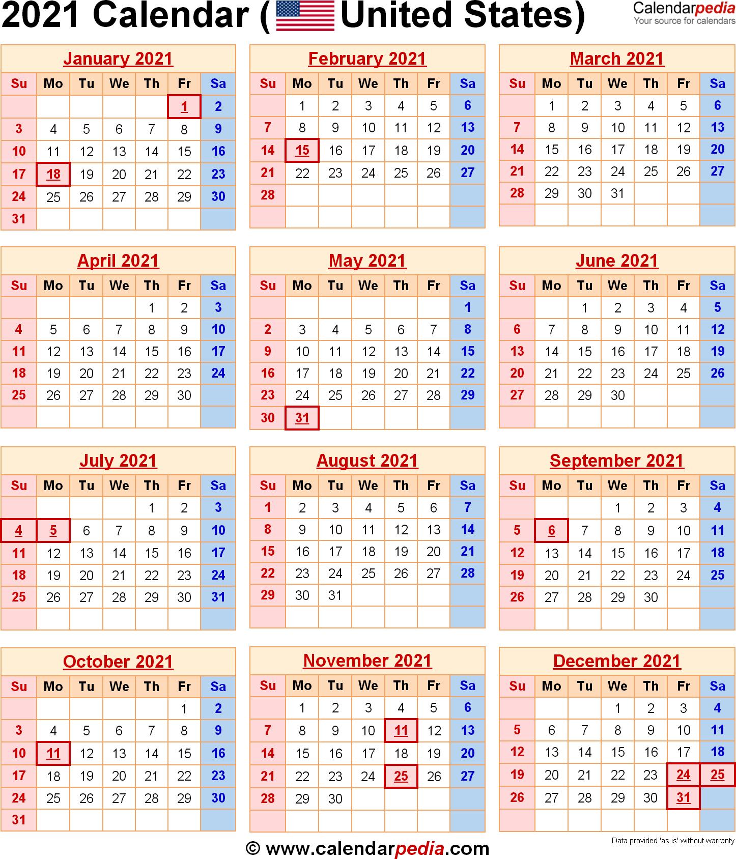 National Days Calendar 2022