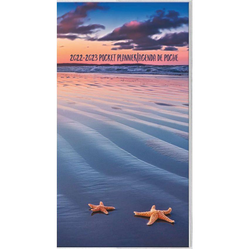 Pocket Calendar 2022 And 2023
