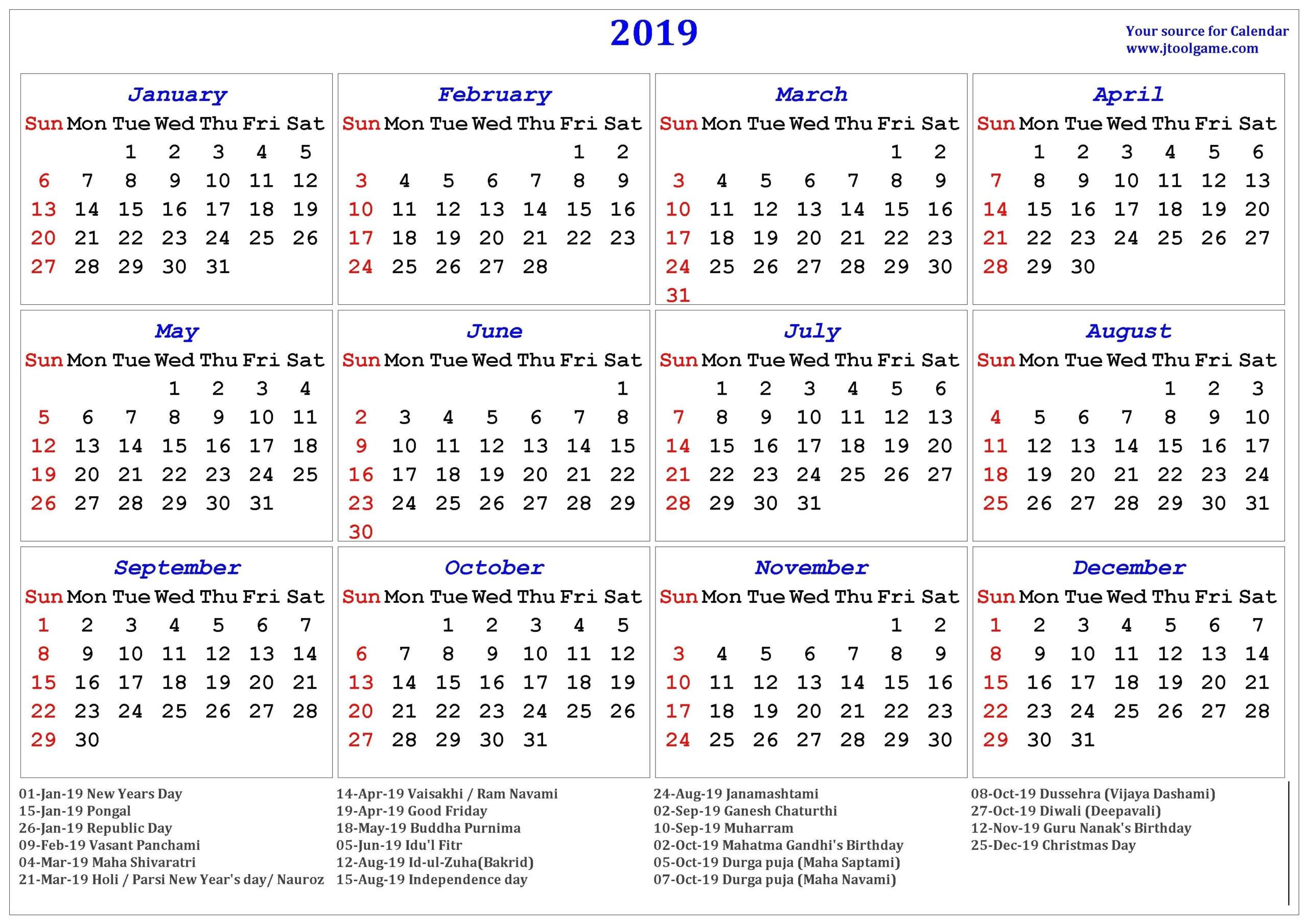 Tamil Calendar 2022 Malaysia