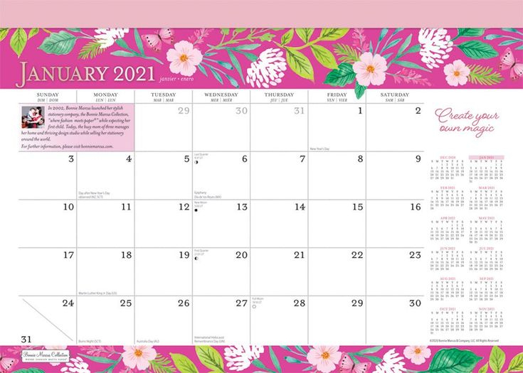 What Calendar Can I Reuse For 2021