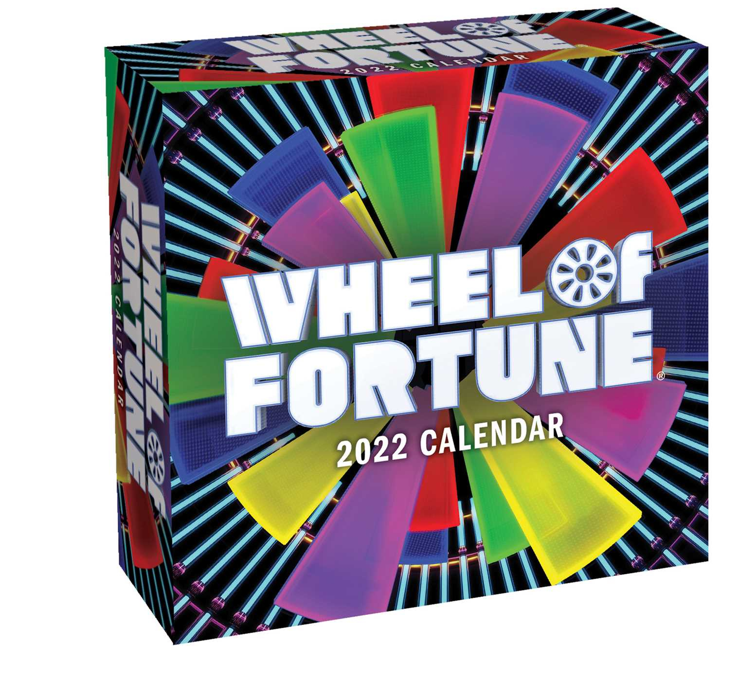 Wheel Of Fortune 2022 Day-To-Day Calendar - Book Summary
